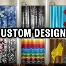 Custom Window Curtain, Shower Curtain, Window Panels, Window Treatment Unique Ar