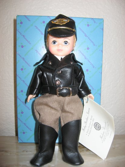 "Madame Alexander Doll ""Harley Billy"" Harley Davidson Edition"