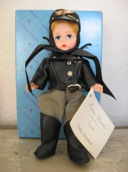 "Madame Alexander Doll ""Harley Wendy"" Harley Davidson Edition"
