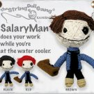"""Salary Man"" String Doll, The Original String Doll Gang"