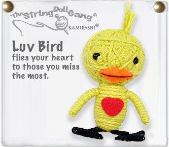 """Luv Bird"" String Doll, The Original String Doll Gang"