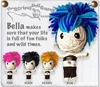 """Bella"" String Doll, The Original String Doll Gang"