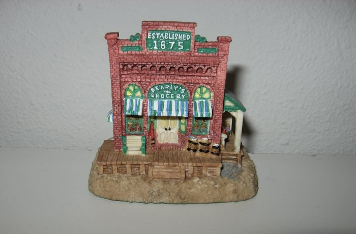 """""""Dearly's Grocery Store"""", Liberty Falls House Collection, AH36"""