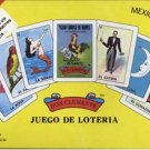 Loteria Game Set (Mexican Bingo)