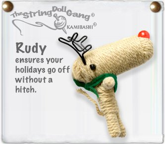 """Rudy"" String Doll, The Original String Doll Gang"