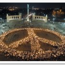 Peace Gathering Light Festival Card