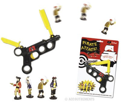 Pirate Attack Slinger Gun