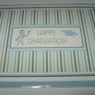 Graduation Card ~ Man in Blue