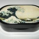 Contact Lens Case ~ Ocean Wave Picture
