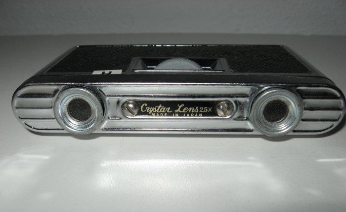 Vintage Crystar Lens Binoculars