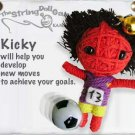 """Kicky"" String Doll, The Original String Doll Gang"