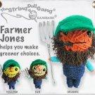 """Farmer Jones"" String Doll, The Original String Doll Gang"