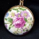 Vintage Purse Hanging Hook, Flower Design