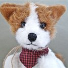 "Mint Ganz Cottage Collectibles Stuffed Dog ""Murphy"""