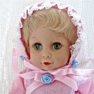 Mint Effenbee Doll with Pink Outfit.