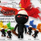 """Ninijette"" String Doll, The Original String Doll Gang"