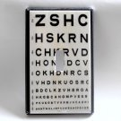 Single Switch Plate Cover, Eye Chart