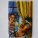 Single Switch Plate Cover, Pulp Fiction Women and Man