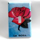 Single Switch Plate Cover, Loteria Card Rose Image