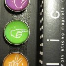 Set of Five Hand Sign Magnets