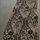 Retro Neck Tie, Alfani, Gray Flower Print