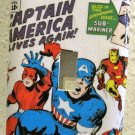 Single Switch Plate Cover, Captain America Comic