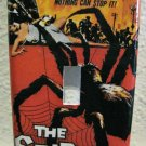 """Single Switch Plate Cover, """"The Spider"""" Movie Poster"""
