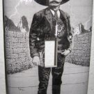 Single Switch Plate Cover, Vintage Black and White Spanish Man picture