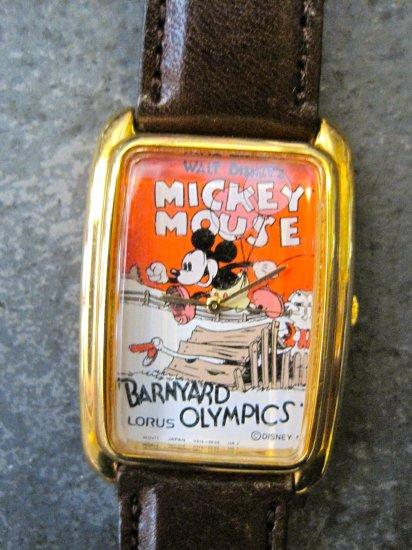 "Mickey Mouse ""Barnyard Olympics"" Movie Poster Watch"