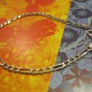 Silver Chain Link Bracelet, Made in Italy