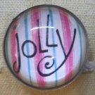 """'Jolly"""" Round Magnet"""