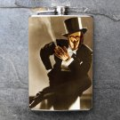 Stainless Steel Flask - 8oz., C3PO in Tuxedo