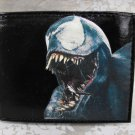 Hand Decorated Wallet, Spiderman Villain Print