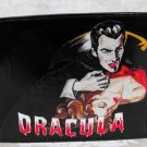 Hand Decorated Wallet, Dracula Print