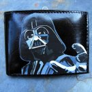 Hand Decorated Wallet, Darth Vader Print
