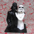 Darth Vader and Storm Trooper Wedding Cake Toppers