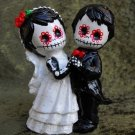 Little Day of the Dead, Wedding Cake Toppers