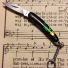 Very Rare, Extra Small, Key Chain, Decorated Pocket Knife