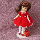 "2000 Betsy McCall ""Has a Happy Holiday"" Doll - 8"" by Robert Tonner BMCL1105"