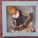 "8"" Betsy McCall ""Sweet Dots"" Doll by Robert Tonner BMCL8902 OIB"