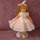 "8"" Robert Tonner Kripplebush Kids Marni's ""Party Dress"" Doll, 1997"
