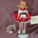 1998 Madame Alexander, Coca-Cola Carhop, Original Box and Tag