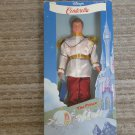 "Walt Disney's Cinderella Collection Doll ""The Prince"" by Bikin, 11 1/2"""