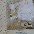 "Shirley Temple ""Baby, Take A Bow"" Outfit, 1991, by Danbury, Mint Condition"