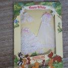 """Retro Walt Disney's """"Snow White's Wedding Outfit"""", by Bikin"""