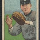 Vintage Baseball Card Bill Bergen Catching 1909-11 T206 Old Mill #36