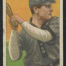 Vintage Baseball Card Frank Chance Batting, Old Mill, 1910-11 T206 #77