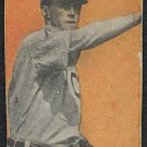 Vintage Baseball Card Johnny Evers, 1910 Standard Caramel E93 #13