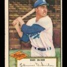 Retro Baseball Card, Duke Snider 1952 Topps #37