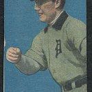 Vintage Baseball Card, Hugh Jennings, 1910 Standard Caramel E93 #16